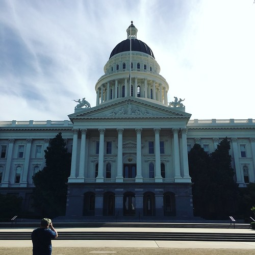 California State Capitol | by Lady Madonna