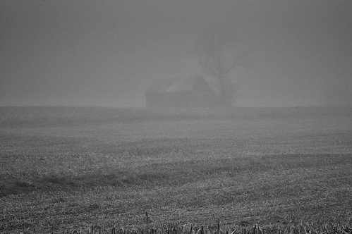 Ghost of a Barn | by Vincent1825