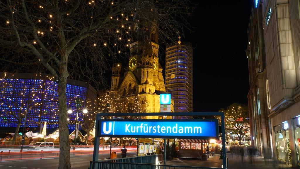 Weihnachtsbeleuchtung Kurfürstendamm.Weihnachten In Berlin Kurfürstendamm Weihnachten Christm Flickr