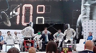 Campionati Europei di Scherma Paralimpica 5 | by flavagno