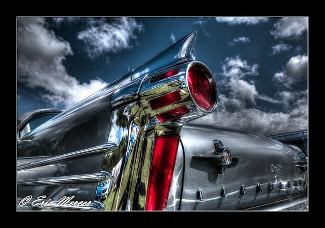 Oldsmobile Tail Detail