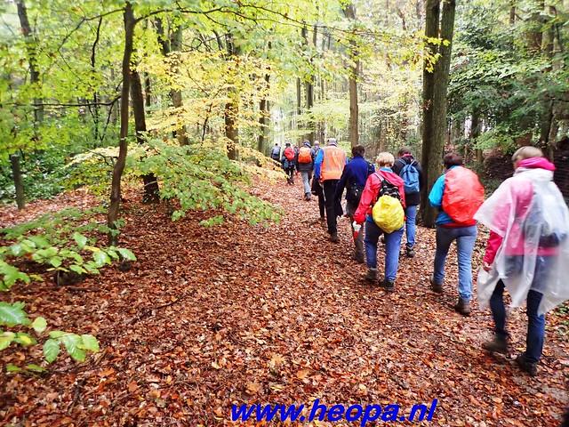 2016-11-09  Gooimeer tocht   25 KM   (137)