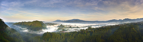 indonesia tebingkeraton tebing keraton panorama viewpoint hill hills mountain mountains volcano tankuban perahu tankubanperahu landscape cliff trees clouds sky nature
