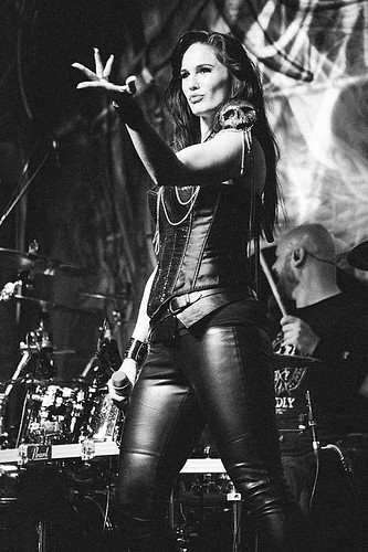 Xandria live in Cologne | by tribalandre
