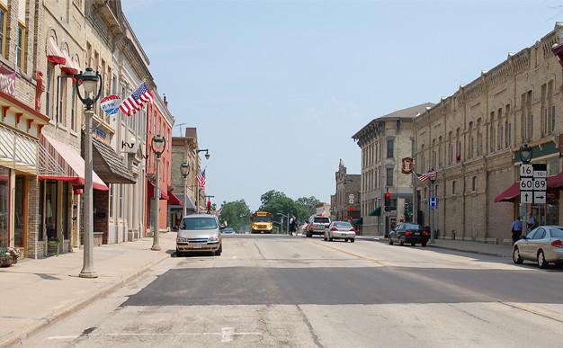 James Street Columbus Wisconsin