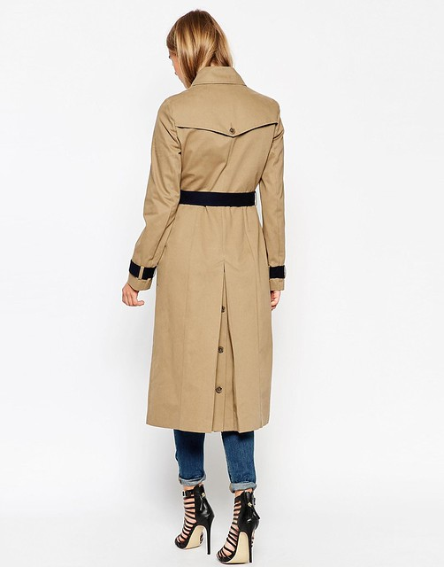 Asos Mac with fantastic button back pleat