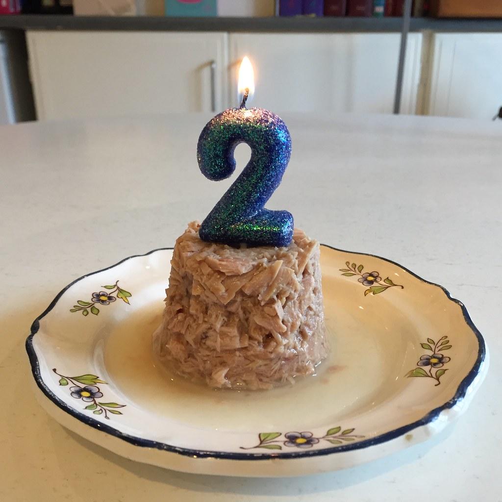 Dai Chans Birthday Cake