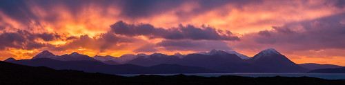 Applecross Sunset 2015.12.30 | by AnnieMacD