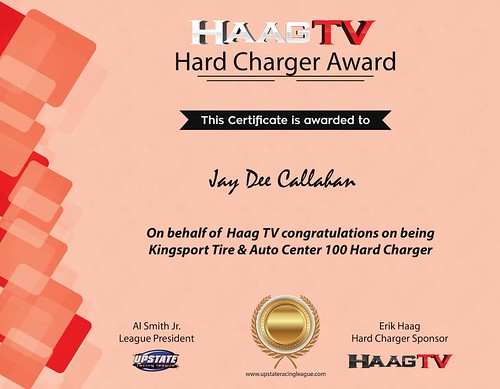 Hard_Charger_Award | by snowman529