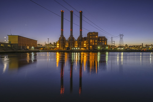 machesterstreet power plant providence ri rhodeisland night nightscape city reflections river heald jack travel tourist nikon zeiss