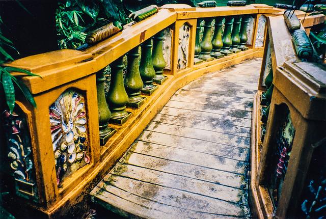 Bridge, Penang Butterfly Garden