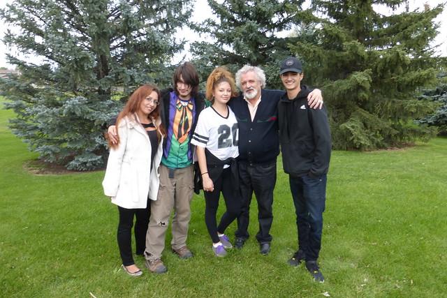 Lethbridge Visit 2015