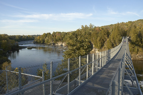 Ferris - Suspension Bridge