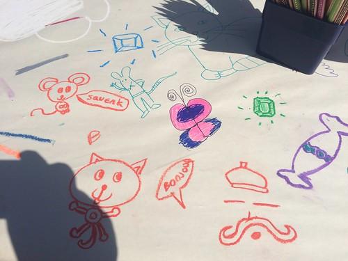 Table drawings