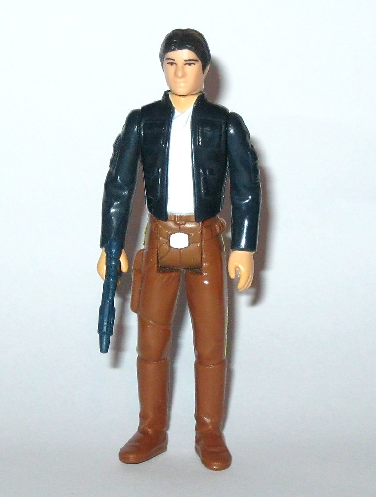 Han Solo Bespin 1981 Star Wars Figure Loose NO WEAPON