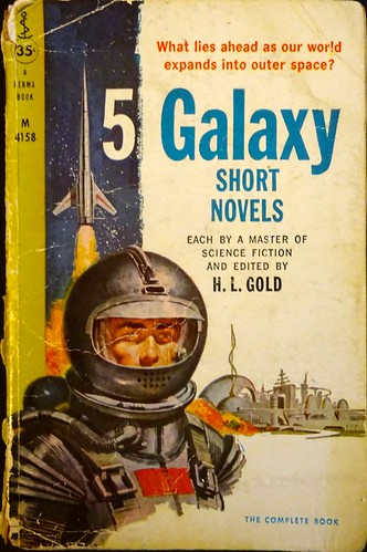 5 Galaxy Short Novels