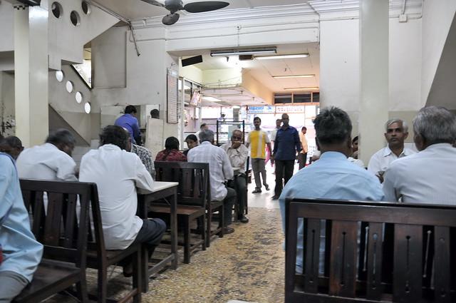 India - Karnataka - Mysore - Restaurant