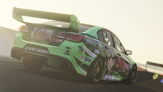Forza Motorsport 5 - 2013 Holden #10 Xbox Racing Team Commodore VF | by DJKustoms
