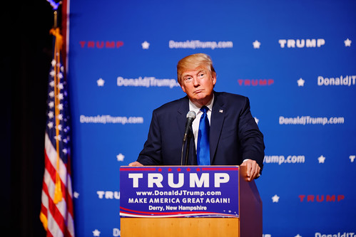 Mr Donald Trump New Hampshire Town Hall on August 19th, 2015 at Pinkerton Academy in Derry, NH by Michael Vadon | by Michael Vadon