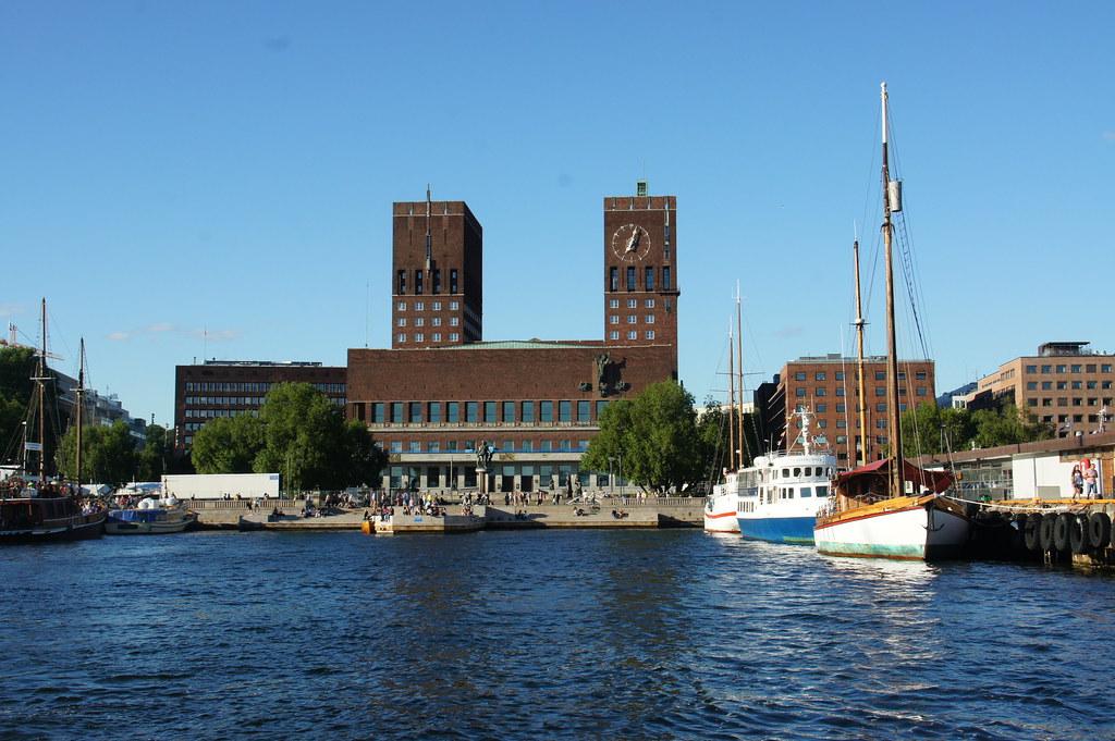 Oslo, Norway, August 2015