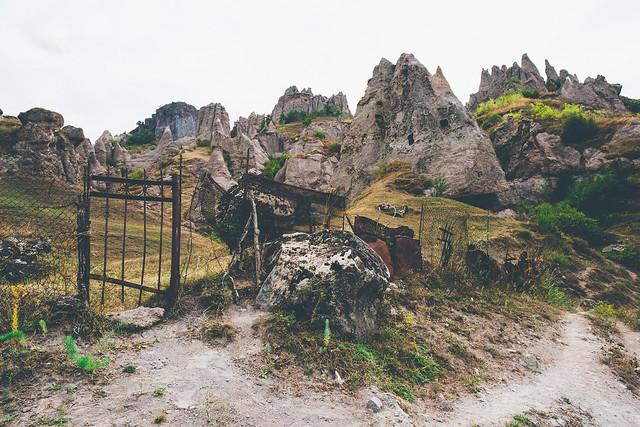 Goris Rock Formations