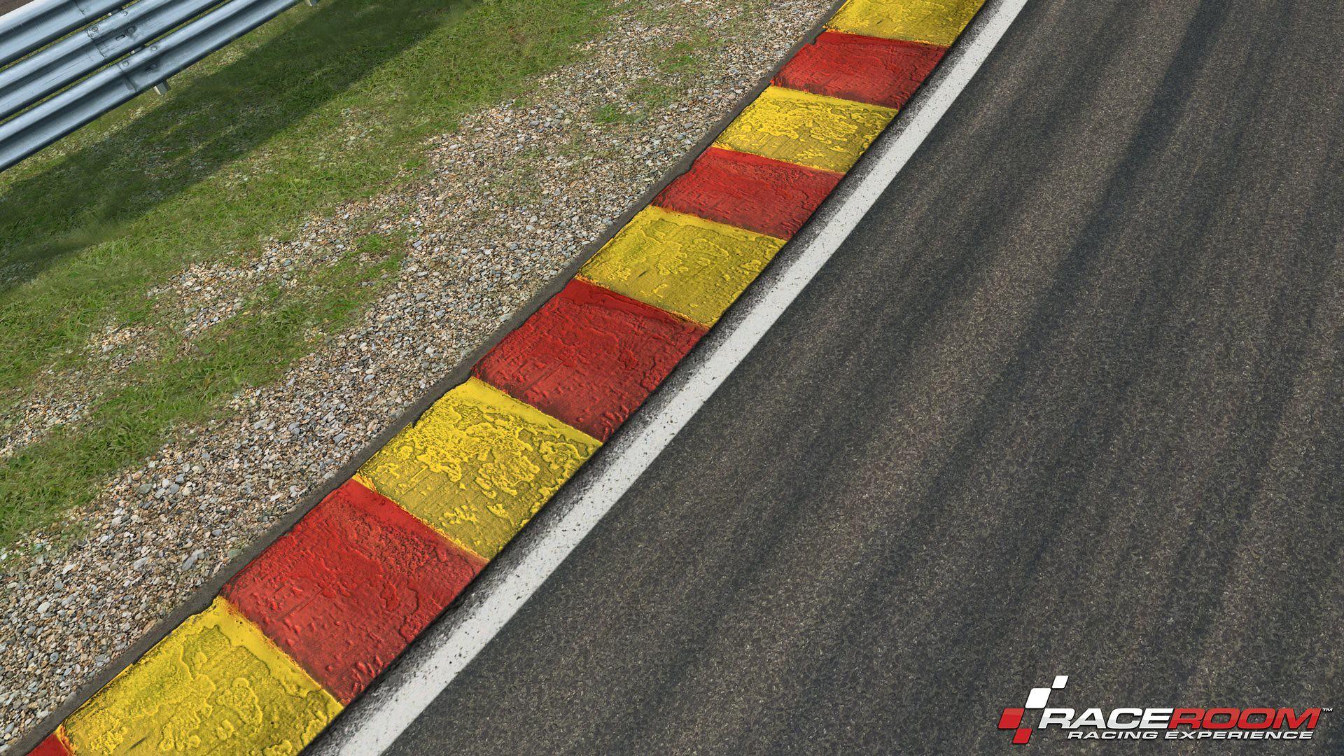 Spa Francorchamps R3E 3