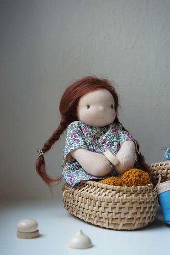 Albertina, by kra dolls | by daskleinekra-puppen.com