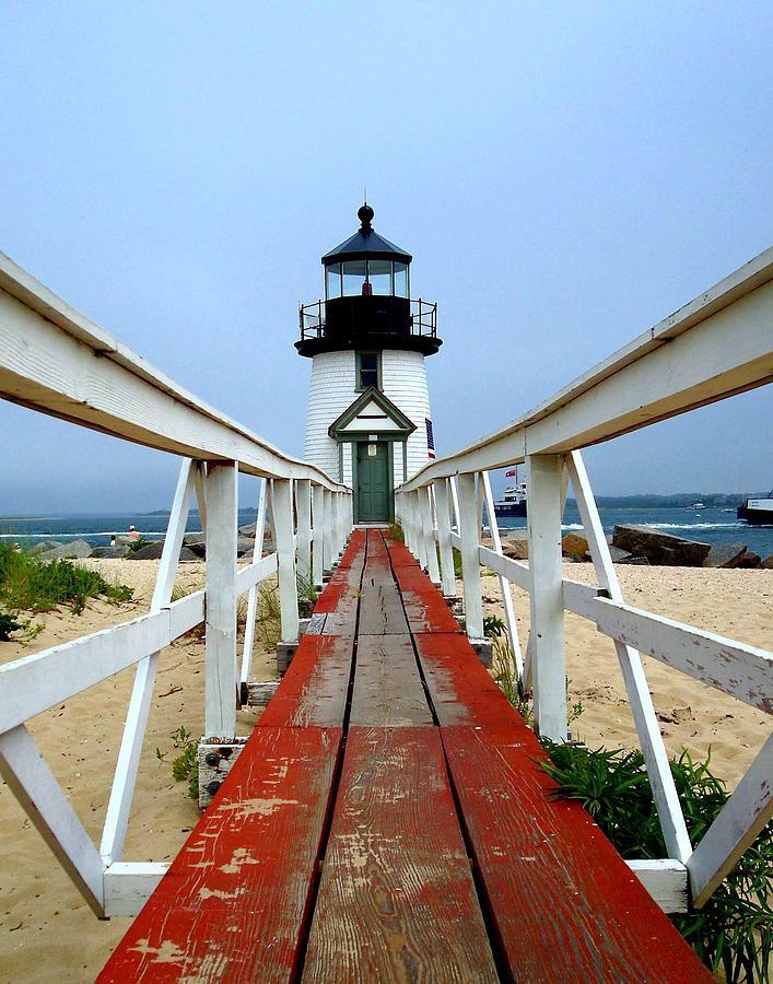Brant Pointe Lighthouse, Nantucket.