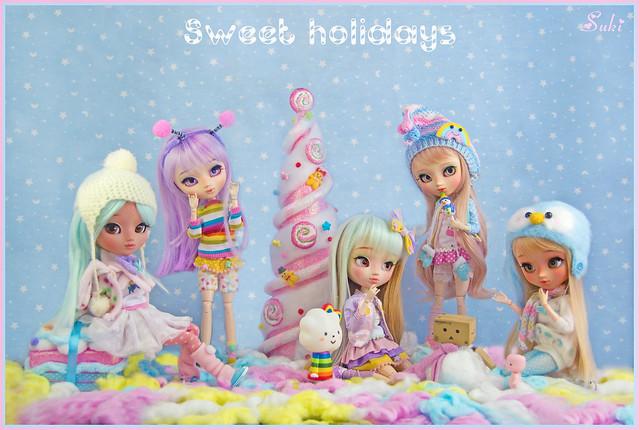 Sweet Holidays~*