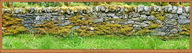 Old Rural Wall