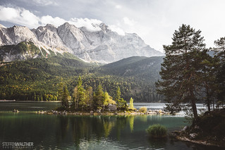 Eibsee | by Steffen Walther