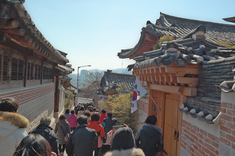 Nguyen, Anna; South Korea - Episode 3 (9)