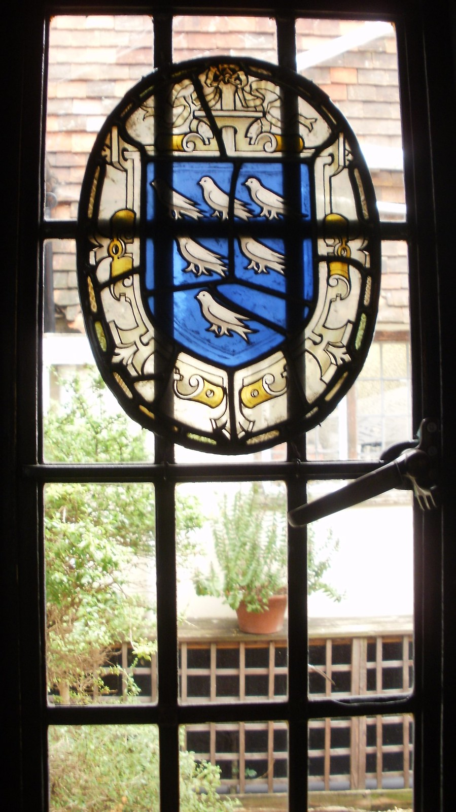 Chiddingfold window 3 OLYMPUS DIGITAL CAMERA