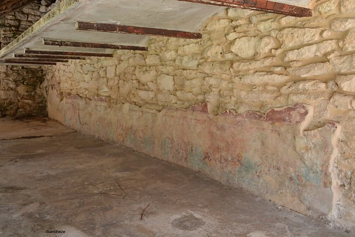 La sala de los frescos,