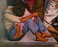 Chapultepec Fragmento de un Mueral de O´Gorman