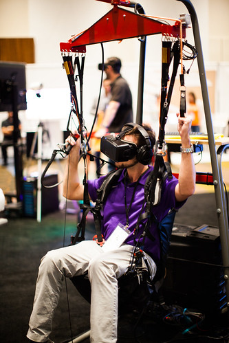 Full Virtual Foot Flyer Simulation at OrlandoiX