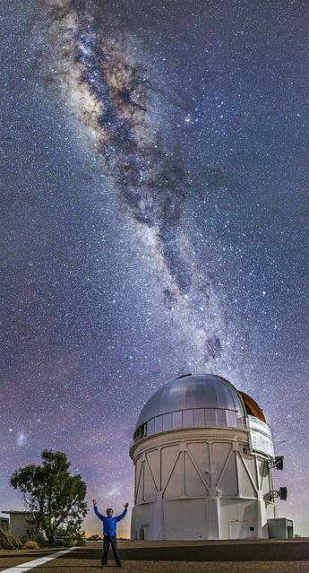 Blanco 4m telescope