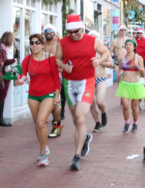 Annapolis Santa Speedo Run 2015 - 2598