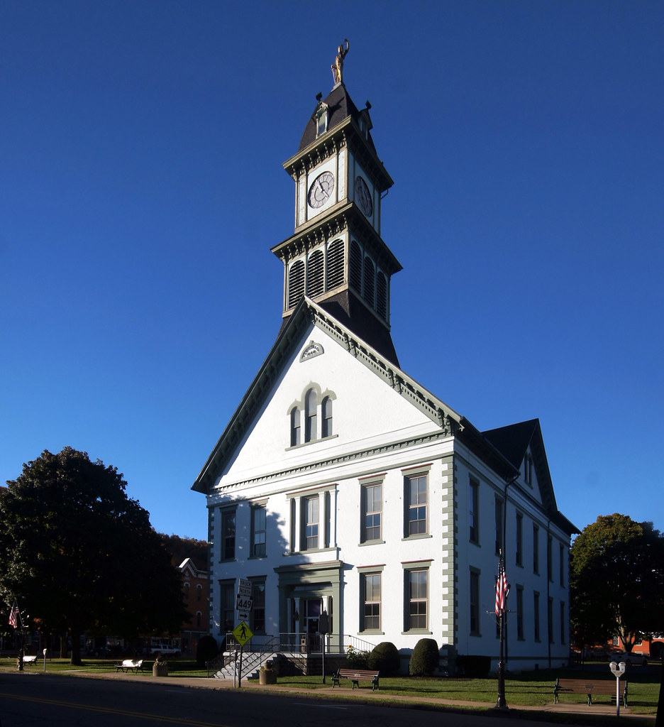 Prime Potter County Courthouse Coudersport Pennsylvania Flickr Download Free Architecture Designs Rallybritishbridgeorg