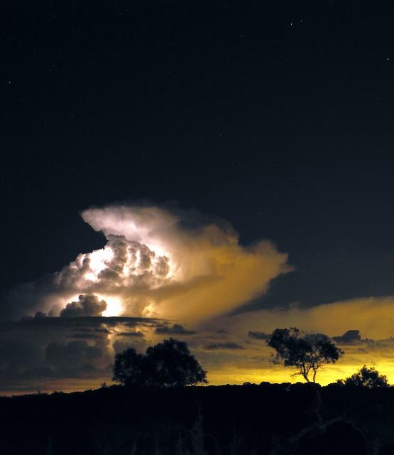 DSC_5134e ~ Night Skies Over Latigo Ranch