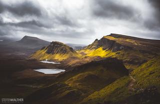 Trotternish ridge | by Steffen Walther
