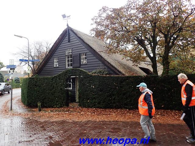 2016-11-09  Gooimeer tocht   25 KM   (92)