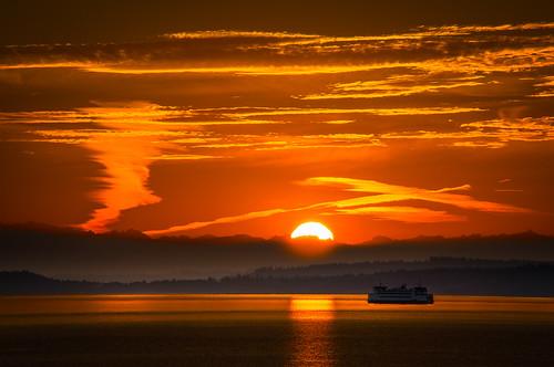 Port Townsend Ferry | by howardignatius