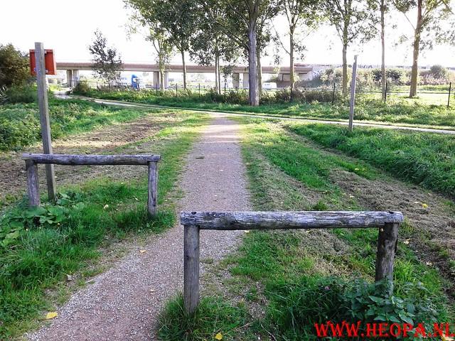 2015-10-09 Test wandeling 26 Km Oostvaarders  (31)