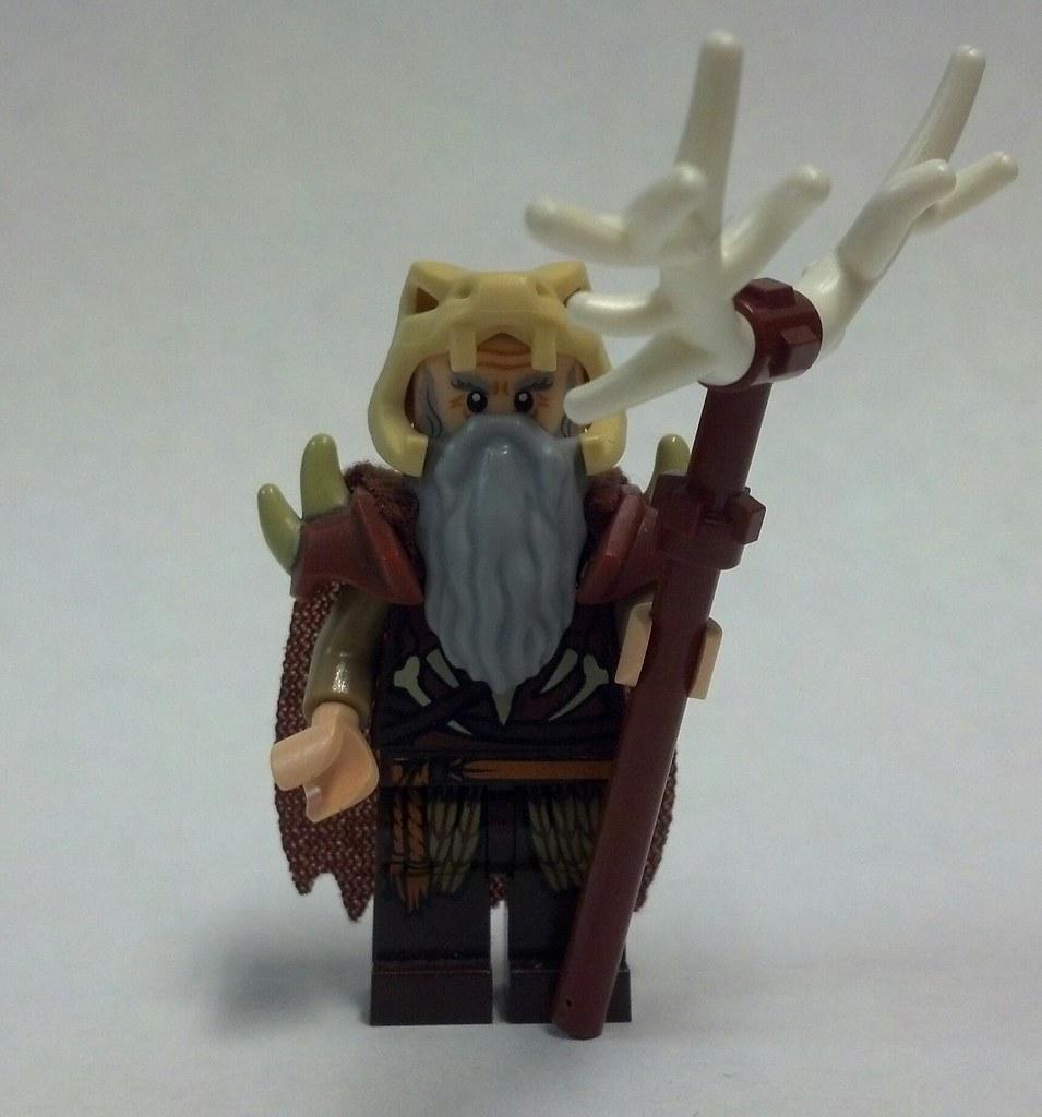 Lego D U0026d  Barbarian Druid