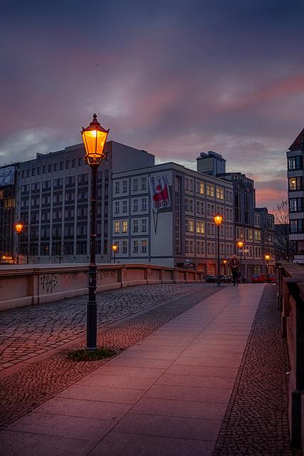 Berlin - Fischerbrücke