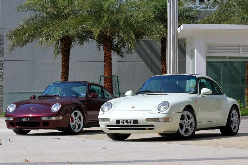 Porsche 911 Carrera Targa (993) – 1995
