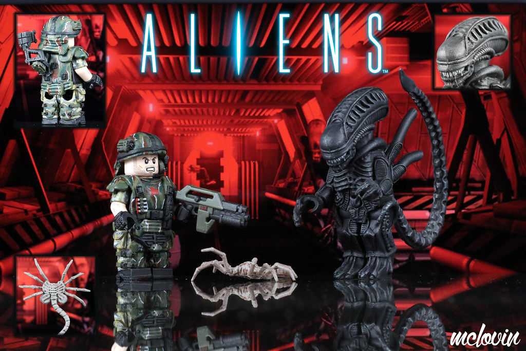 Aliens (1986)   This is something I've been wanting to do fo