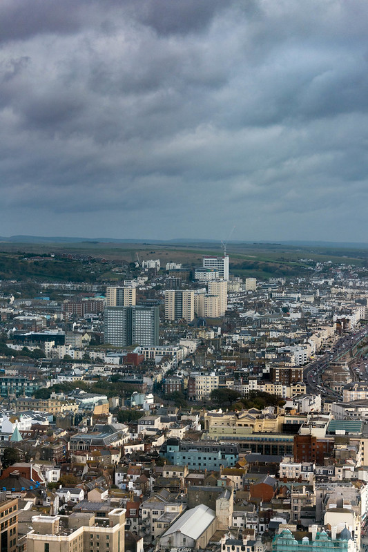 More of Brighton from Above