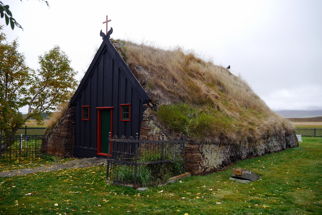 Víðimýrarkirkja Turf Church